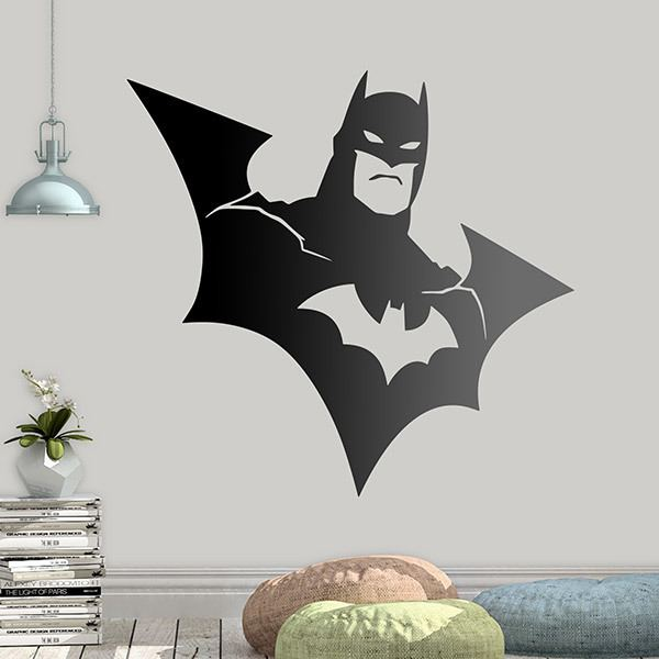 Wall Stickers: Batman, the Dark Knight