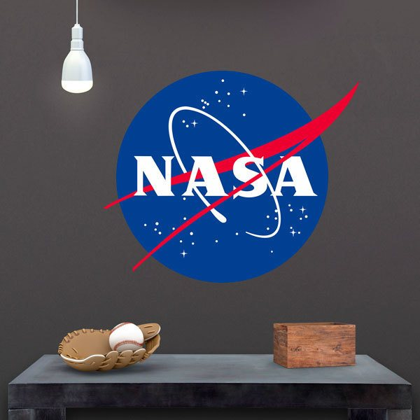 Stickers for Kids: The Nasa