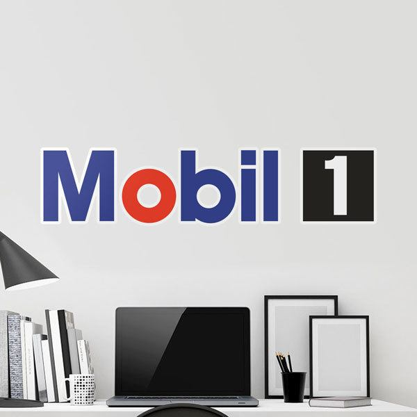 Wall Stickers: Mobile Mobil 1