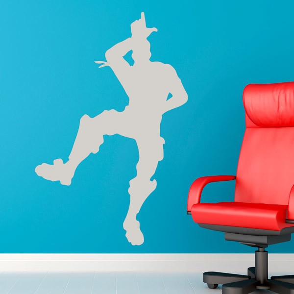 Wall Stickers: Fortnite dance