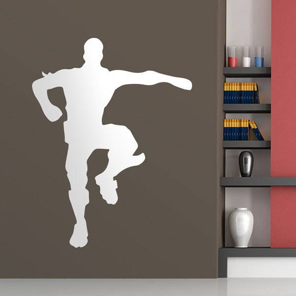 Wall Stickers: Fortnite Best Mates Bigger