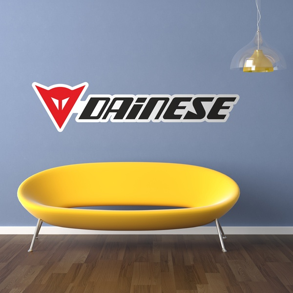 Wall Stickers: Dainese Bigger
