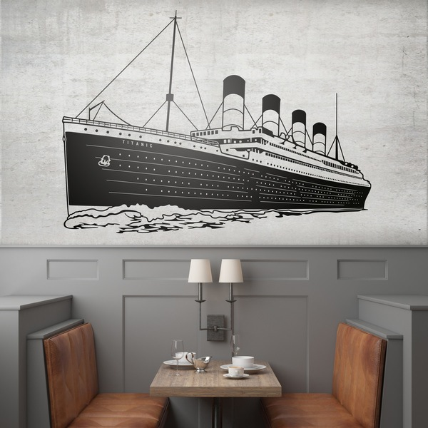 Wall Stickers: Titanic