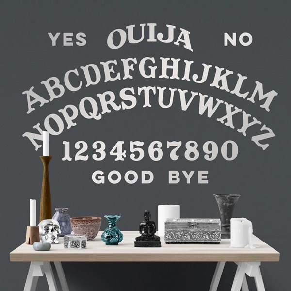 Wall Stickers: Ouija