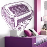 Wall Stickers: Santiago Bernabéu Stadium 4