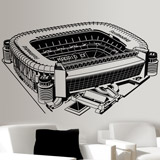 Wall Stickers: Santiago Bernabéu Stadium 5