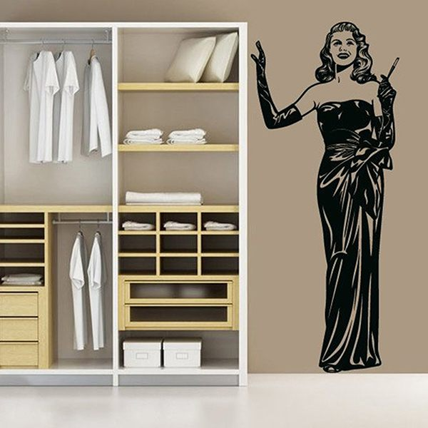 Wall Stickers: Gilda - Rita Hayworth
