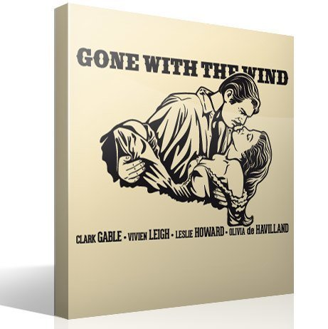 Wall Stickers: Gone with the Wind