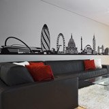 Wall Stickers: Skyline of London 4