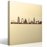 Wall Stickers: Skyline of London 5