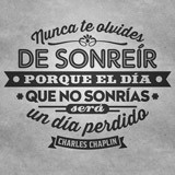 Wall Stickers: Nunca te olvides de sonreir 3