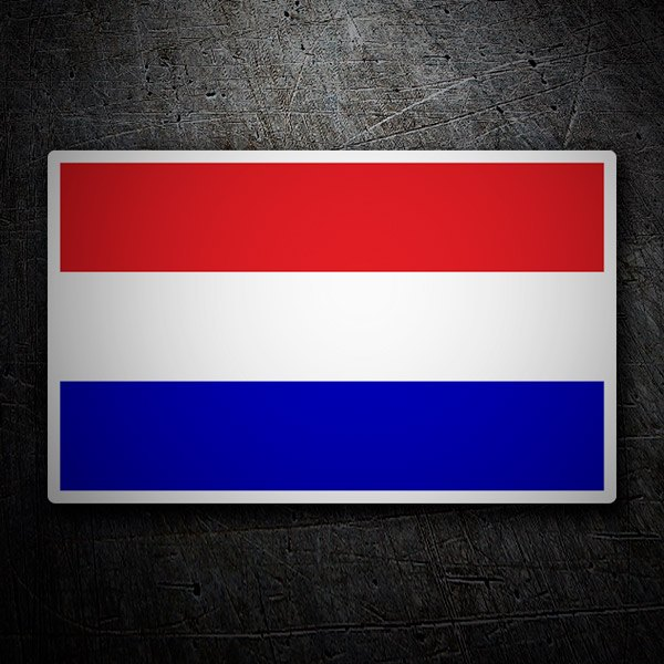 Car and Motorbike Stickers: Nederland
