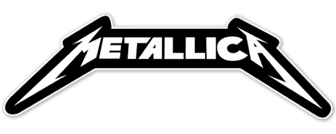 Metallica 2 19205 also Louis Vuitton Pattern Decal Sticker besides Motorcycle Windshield Stickers together with Baby On Board Sticker in addition Product. on motorcycle warning sticker