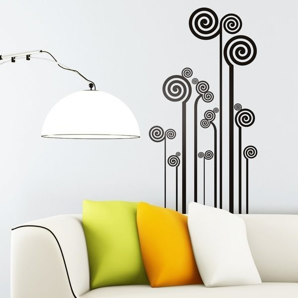 Wall Stickers: Milenium