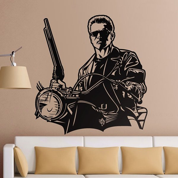 Wall Stickers: Terminator II
