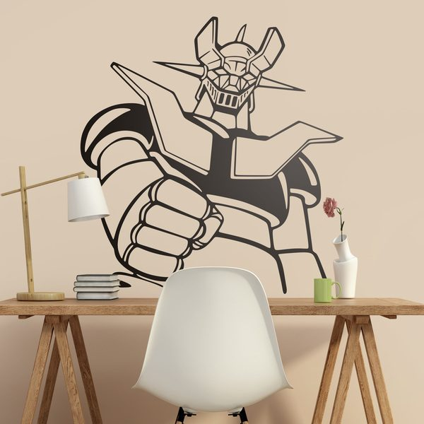 Wall Stickers: Mazinger Z