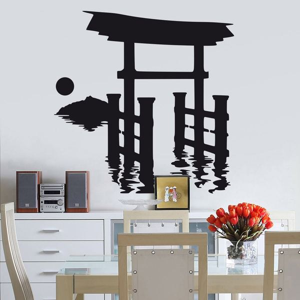 Wall Stickers: Torii Door in Japan