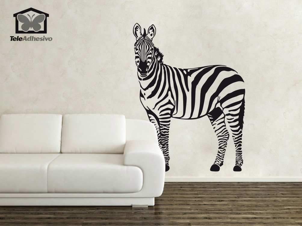Wall Stickers: Zebra Part 82