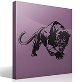 Wall Stickers: Panther 2
