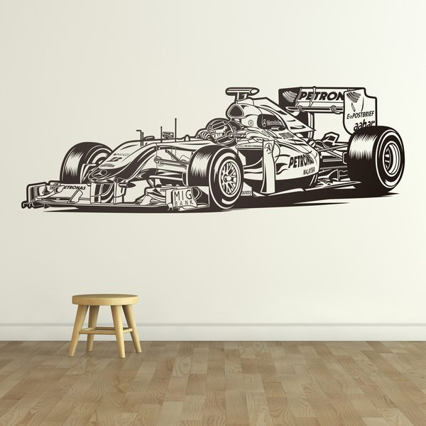Wall Stickers: Formula 1