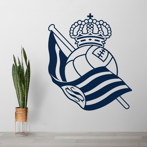 Wall Stickers: Real Sociedad de San Sebastián Badge