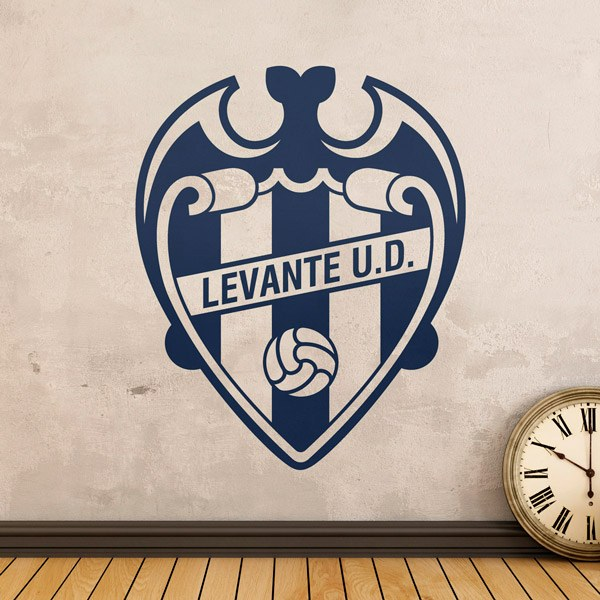 Wall Stickers: Levante UD de Valencia Badge