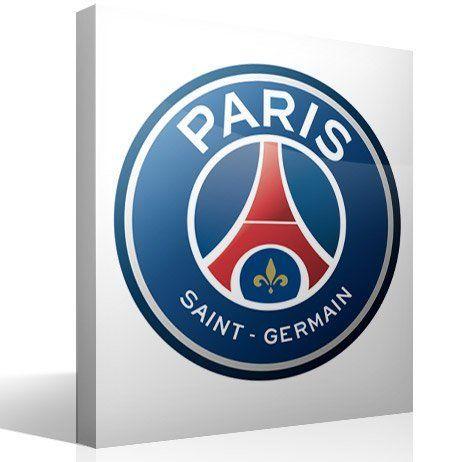 Sticker Paris Saint Germain 60x60 cm