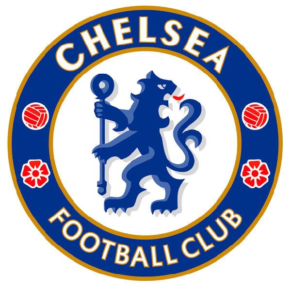 Chelsea FC Badge color