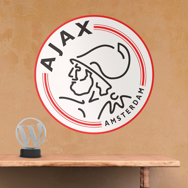 Wall Stickers: Chelsea Ajax Amsterdam color