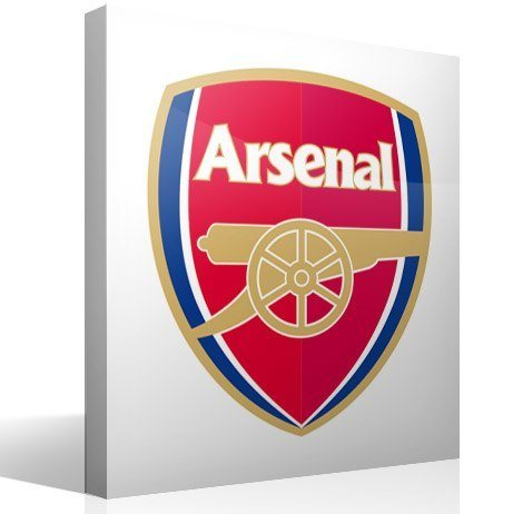 Wall Stickers: FC Arsenal Badge color