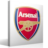 Wall Stickers: FC Arsenal Badge color 3