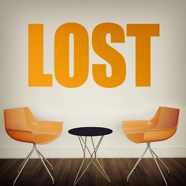 Wall Stickers: Lost