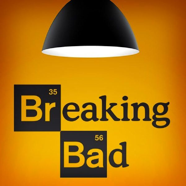 Wall Stickers: Logo Breaking Bad 1