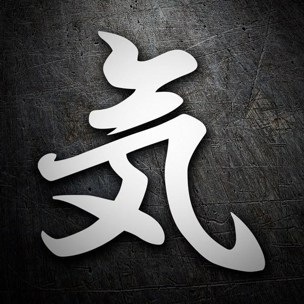 Japanese Kanji Stickers Muraldecal