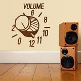 Wall Stickers: Pump up the volume 2