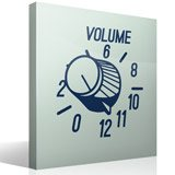 Wall Stickers: Pump up the volume 3