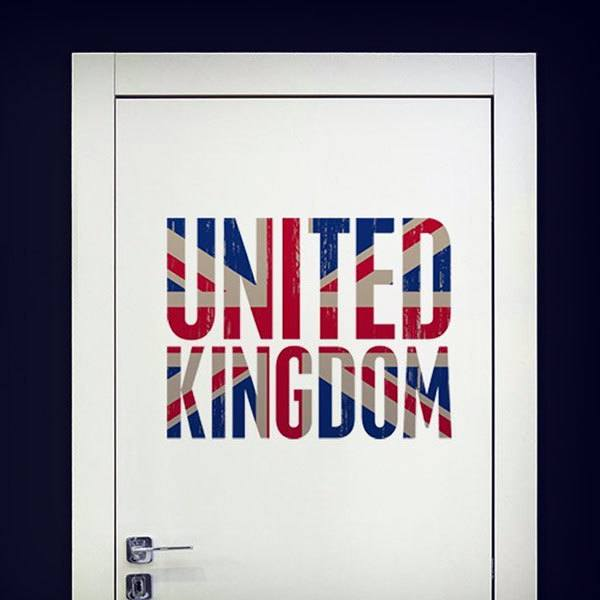 Wall Stickers: United Kingdom