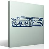 Wall Stickers: 24 Hours of Lemans 3