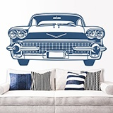 Wall Stickers: Cadillac frontal 2