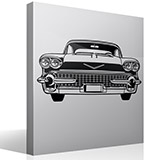 Wall Stickers: Cadillac frontal 3