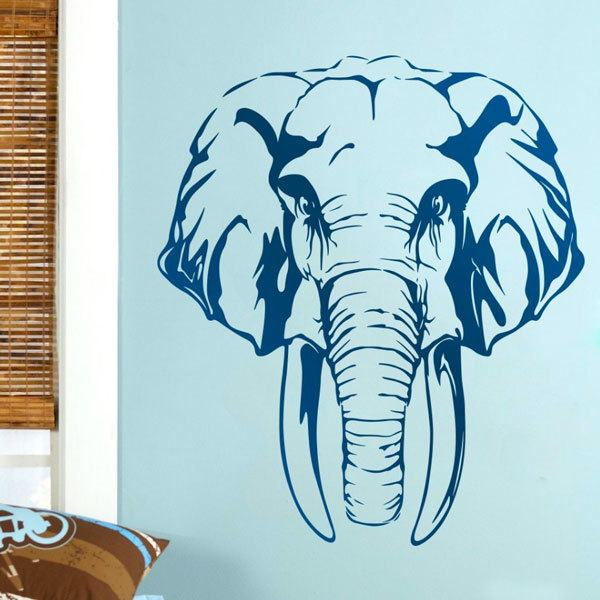 Wall Stickers: Elephant