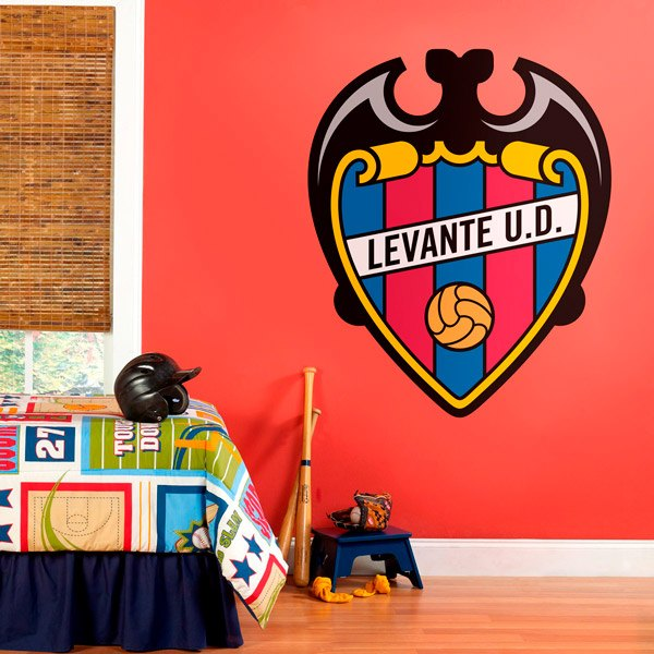 Wall Stickers: Levante UD Badge
