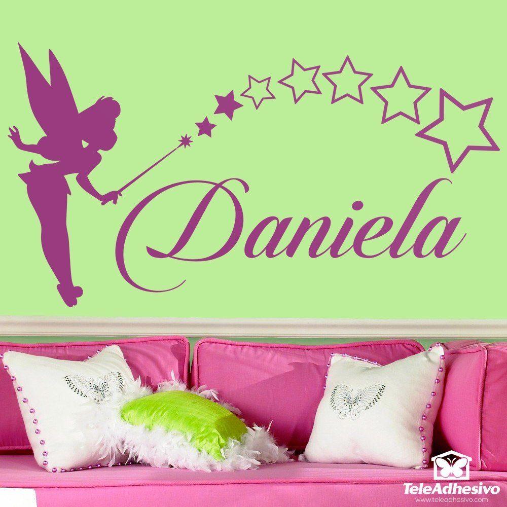 Custom tinkerbell fairy stickers for kids custom tinkerbell fairy amipublicfo Images