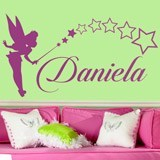 Stickers for Kids: Tinkerbell personalized 2