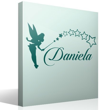 Stickers for Kids: Tinkerbell personalized