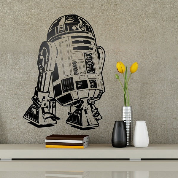 Wall Stickers: R2-D2