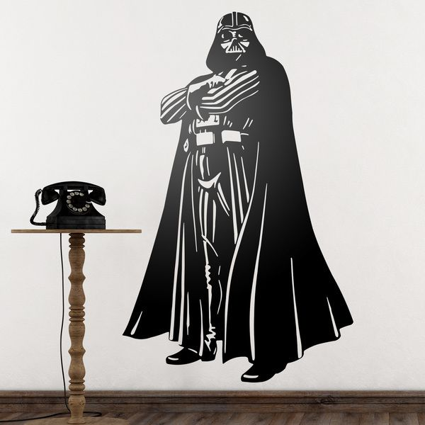 Wall Stickers: Darth Vader 1