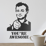 Wall Stickers: Bill Murray
