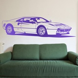 Wall Stickers: Ferrari 288 GTO 2