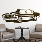 Wall Stickers: Ford Mustang Shelby GT350 - 1966 3